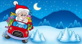 Magic Car va ureaza Sarbatori fericite si La multi ani