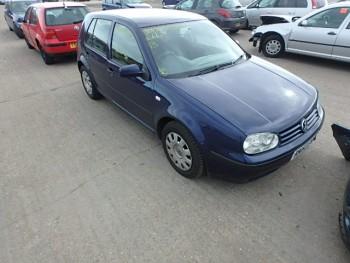 Volkswagen Golf (2003)