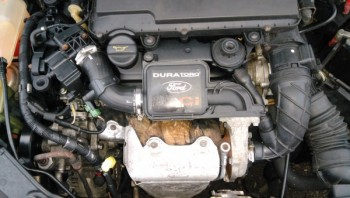 Motor fara subansamble Ford Fiesta - F6JA (2002 - 2008)