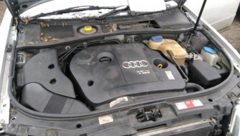 Motor fara subansamble Audi A6 (2000 - 2005)