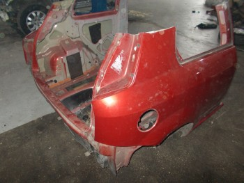 Aripa spate  Fiat Grande Punto (2005 - 2009)