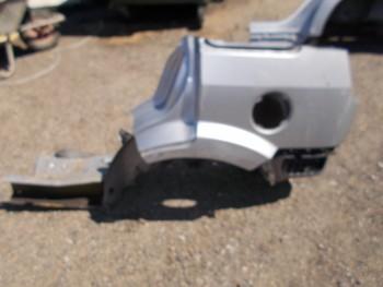 Aripa spate  Ford Fusion  (2002 - 2010)