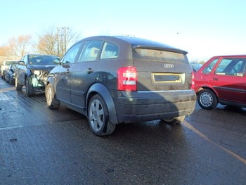 Audi A2    (2001) 1.4 75 CP Benzina