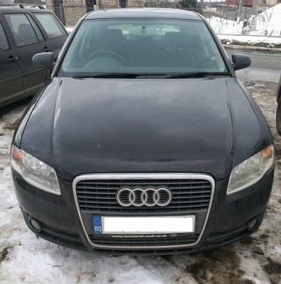 Audi A4 B7 1.9 Diesel (2007)