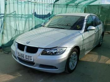 Bara protectie fata  BMW 318 E90 Pachet M (2005 - 2007)