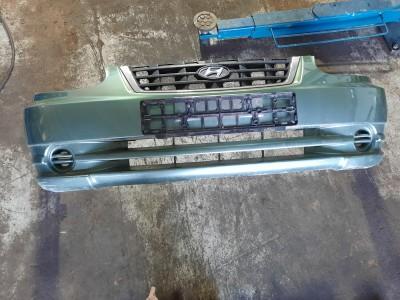 Bara protectie fata  Hyundai Accent Benzina