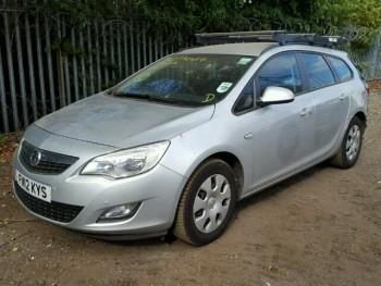 Bara protectie fata  Opel Astra (2010 - 2016)