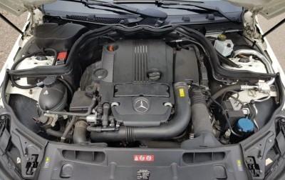 Mercedes  W204   (2011) 2.2 136 CP Motorina