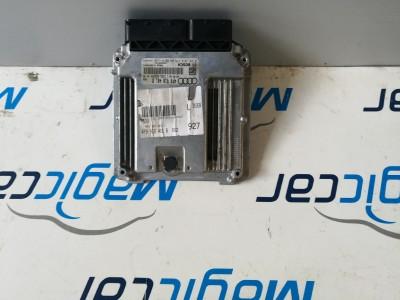 Calculator motor Audi A6 4F C6 Quattro - 4F9910401B / L 927 / 0281014376 (2006 - 2008)