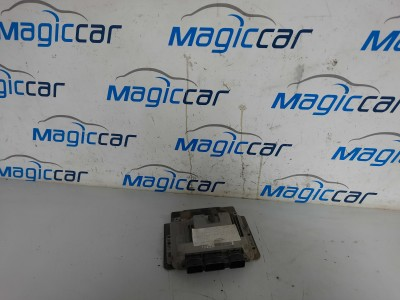 Calculator motor Citroen C4 Motorina  - 9663755480 (2004 - 2010)