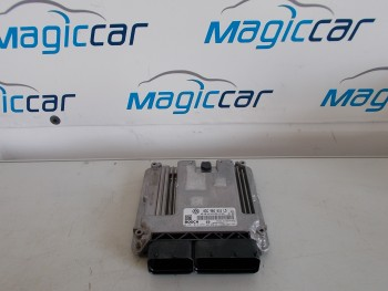 Calculator motor Volkswagen Golf 5 - 03G906016 LD / 0281013876 / 1039S19197 (2004 - 2010)