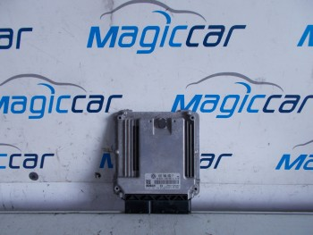 Calculator motor Volkswagen Touran  - 03c 906032f / 0261201540 / 2986 (2007 - 2010)
