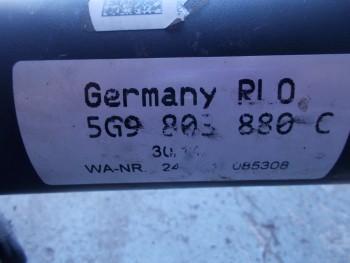 Carlig tractare Volkswagen Golf 7 - 5G9803880C