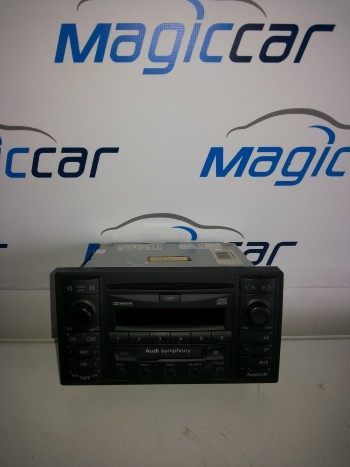 CD Player Audi A2  (2000 - 2005)
