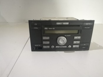 CD Player Ford Focus - 4m5t18c815ad / a11748273  (2004 - 2009)