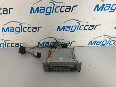 CD Player Peugeot 308 Benzina  - 96647511XH00 (2008 - 2012)