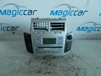 CD Player Toyota Yaris  (2006 - 2011)