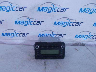 CD Player Volkswagen Golf - 1k0035186p / rcd 300  (2004 - 2010)