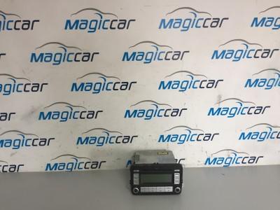 CD Player Volkswagen Golf 5 - 1K0035186 AF (2005 - 2010)
