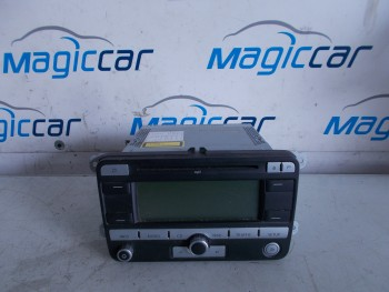 CD Player Volkswagen Touran  - 1k0035191 dx / 7612062044 (2007 - 2010)