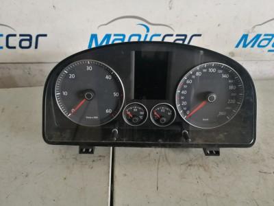Ceasuri bord Volkswagen Golf  - 1T0920872F /  VDD  (2003 - 2010)
