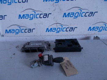 Contact cheie Renault Clio  - 8200214173g / 8200700600 (2009 - 2012)
