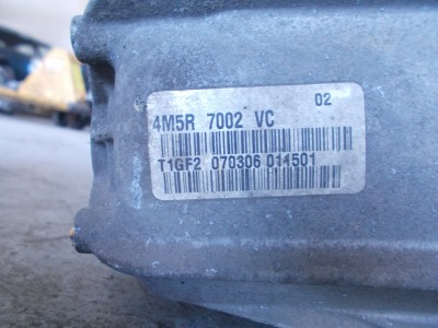 Cutie de viteza manuala Ford Focus - cod 4M5R 7002 VC / T1GF2 /  1S7R 7F096 (2004 - 2009)