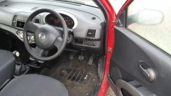 Cutie de viteza manuala Nissan Micra (2003 - 2010)