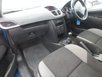 Cutie de viteza manuala Peugeot 207 (2006 - 2009)