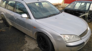 Ford Mondeo (2002)
