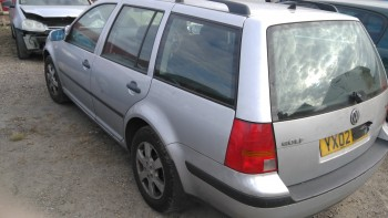 Volkswagen Golf (2002)