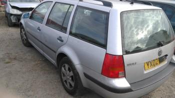 Volkswagen Golf (2002)