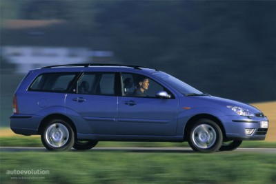 Ford Focus 1  (2002)