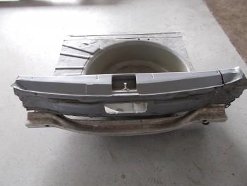 Fusta metal spate Opel Corsa (2000 - 2006)