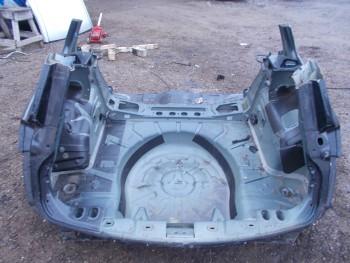Fusta metal spate Opel Insignia  (2008 - 2010)