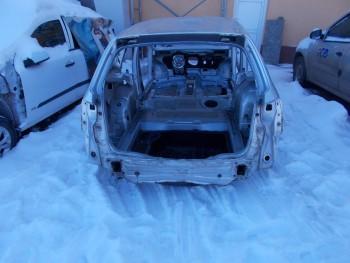 Fusta metal spate Volkswagen Passat (2005 - 2010)