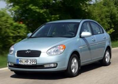 Hyundai Accent    (2007) 1.4 96 CP Benzina