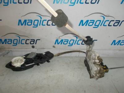 Incuietoare usa Audi A6 - 4f0837004 / 4f1837016d (2006 - 2008)
