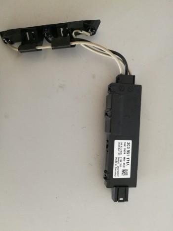 Instalatie de alarma Volkswagen Passat  - 3c0951171a (2005 - 2010)