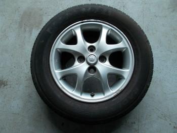 jante aliaj 14 Toyota Yaris (2002 - 2005)