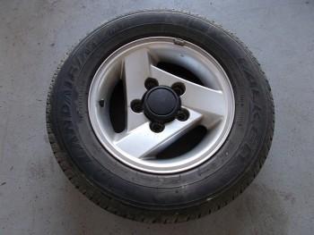 jante aliaj 15 Suzuki Jimny  (2001 - 2010)