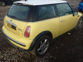 Mini Cooper R50 1.6 Benzina (2002)