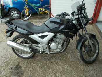 Motocicleta  Honda CBF 250