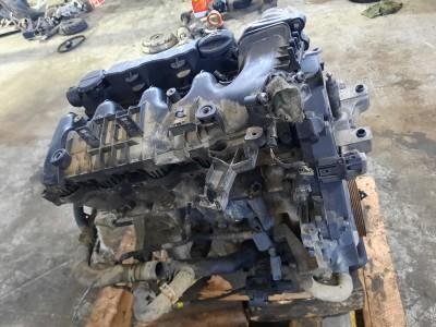 Motor  Citroen C4 Motorina