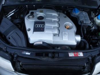 Motor fara subansamble Audi A4 (2001 - 2004)