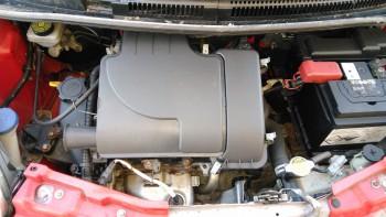 Motor fara subansamble Citroen C1 (2005 - 2008)