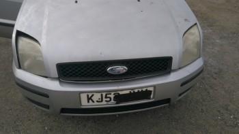 Motor  Ford Fusion  - cod FXJB (2002 - 2010)
