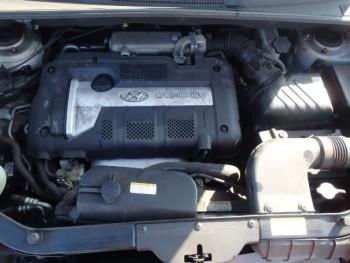 Motor fara subansamble Hyundai Tucson (2004 - 2010)
