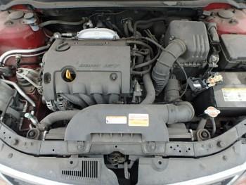 Motor fara subansamble Kia Ceed (2008 - 2010)