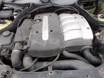 Motor fara subansamble Mercedes C 220 (2001 - 2008)